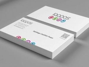 Diseño de tarjetas Diseño marca, branding IACPOS