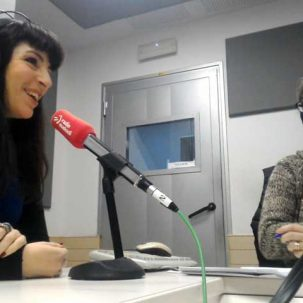 Entrevista radio a la vista. Radio euskadi